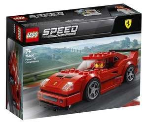 LEGO Speed Champions 75890 Ferrari F40 / 75892 McLaren Senna / 75895 1974 Porsche 911 - £6.50 each @ Tesco Kidderminster