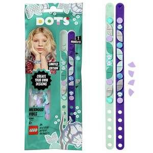 LEGO DOTS 41909 Mermaid Vibes / 41910 Ice Cream Besties Bracelets - £1.50 each instore @ Tesco Kidderminster