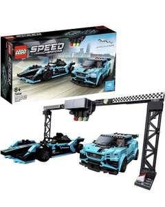 LEGO 76898 Speed Champions Panasonic Jaguar Racing Cars Set £14 in-store @ Sainsbury's Romford