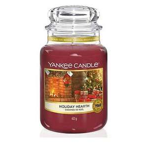 Large Yankee Candles e.g Holiday hearth £10 + £2.99 delivery @ The Bazaarshop