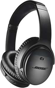 Bose QuietComfort 35 II Noise Cancelling Bluetooth Headphones, Black / Silver - £136.49 Delivered (UK mainland) @ Amazon Spain