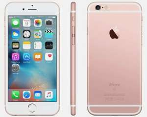 Premium Pre-Owned SIM Free Apple iPhone 6S 4.7 Inch 16GB 12MP Pre-Owned Mobile Phone - Rose Gold - £69.99 @ Argos / Ebay