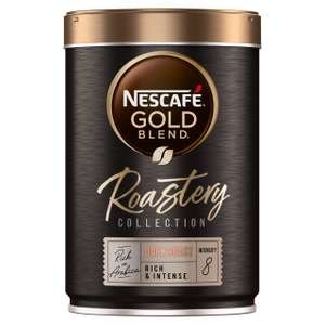 Nescafe Gold Blend Roastery Collection Dark Roast Instant Coffee 100g £2.50 @ Iceland