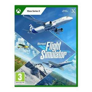 Microsoft Flight Simulator (Xbox Series X) PRE-ORDER £50.36 with code at ebay / thegamecollectionoutlet