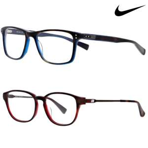 Nike Prescription Glasses £30 / Prescription Sunglasses £42 using code + Free delivery @ Low Cost Glasses