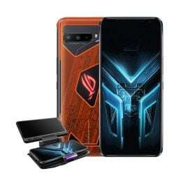 ASUS ROG Phone 3 5G Smartphone Snapdragon 865/256GB/8GB/144Hz with TwinView Dock & Case for £479.99 using code @ Laptop Outlet