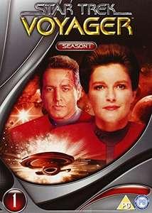 Star Trek Voyager - Season 1 dvd (used) £3.23 delivered with code @ worldofbooks