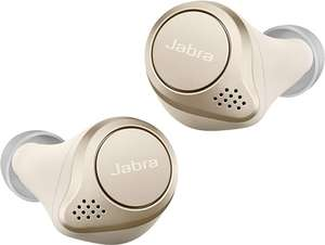 Jabra Elite Active 75T True Wireless Earbuds - Grey, Used GRADE A £90.00 / Elite 75T -Gold Beige Used GRADE A £78.00 @CEX
