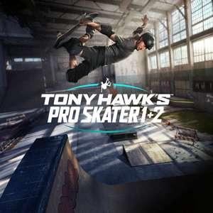Tony hawk's pro skater 1 & 2 cross gen deluxe - £39.99 on PS store