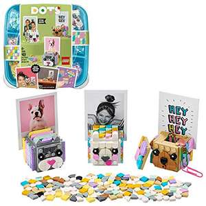 LEGO DOTS 41904 Animal Picture Holders DIY Desk £6.50 (Prime) + £4.49 (non Prime) at Amazon