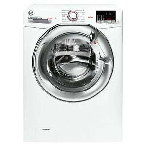 Hoover H-Dry 300 H3DS4965DACE 9kg/6kg Washer Dryer White / Graphite £304 delivered with code @ hughes / ebay (UK Mainland)