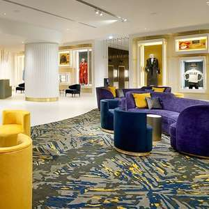 4* London Hard Rock Hotel stay for 2 people with 4pm late checkout £99 / Superior room with English breakfast £119 (refundable) @ Travelzoo