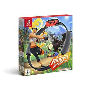 Ring Fit Adventure (Nintendo Switch) £45.64 (£42 with fee free card / UK Mainland) Delivered @ Amazon Spain