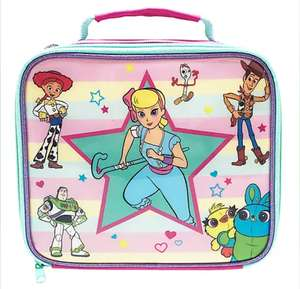 Disney Toy Story Bo Peep Lunch Bag Now £4 + Free click & collect or £3.95 delivery @ Dunelm