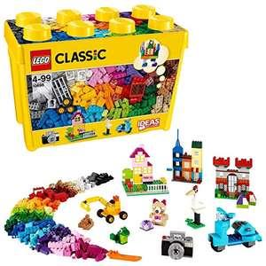 LEGO Classic 10698 Large Creative Brick Box Construction Set - £29.99 @ Amazon