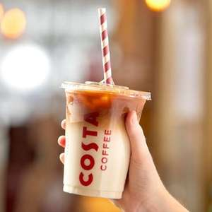 Free hot or cold drink from Costa Coffee (Friday 23/07) @ Vodafone VeryMe Rewards