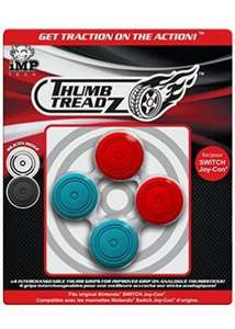 Nintendo Switch Thumb Treadz - (Red/Blue) (Nintendo Switch) £1.99 delivered at Base
