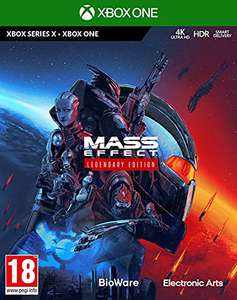 Mass Effect - Legendary Edition (Xbox One) - £34.29 Delivered @ Amazon