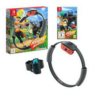 Ring Fit Adventure - Nintendo Switch - Brand New £54.39 @ Ebay/eoutlet_UK