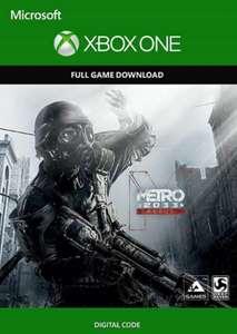 Metro 2033 Redux XBOX LIVE Key ARGENTINA £2.67 at Eneba MagicCodes