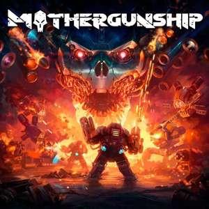 Free: Mothergunship & Train Sim World 2 @ Epic Games