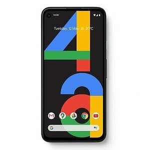 SIM Free Google Pixel 4a 5.7 Inch 128GB 12.2MP 4G Android Mobile Phone - Black Refurb - £249.99 @ Argos ebay (UK Mainland)