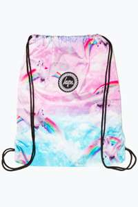 Just Hype Unicorn Skies Drawstring kit Bag £4.99 with Free Delivery Code From Just Hype