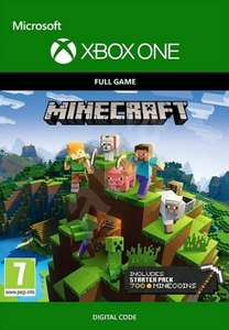 Minecraft Starter Collection XBOX LIVE Live Key - £4.06 @ Eneba Argentina / argentinavpngames