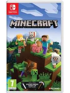 Minecraft - Switch £13 - Customer Return @ EleckDirect