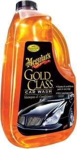 Meguiar's G7164 Gold Class Car Wash Shampoo & Conditioner 1.89L Biodegradable Formula - £14.16 Prime / +£4.49 non Prime @ Amazon