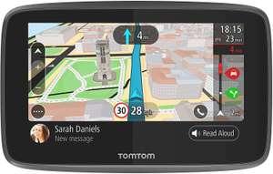 TomTom Car Sat Nav GO 620, 6 Inch with Handsfree Calling, Siri, Google Now, Updates via WiFi, Lifetime Traffic £129.99 Amazon