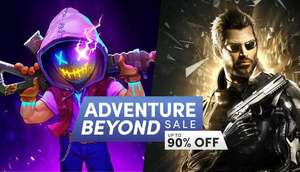 Sleeping Dogs: Definitive Edition (Steam PC) £2.39 or £2.15 with Choice/ Deus Ex: Human Revolution - Director's Cut £1.94 @ Humble Bundle