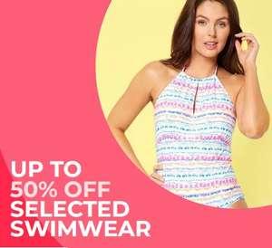 Swimwear sale @ Studio e.g Rainbow Island High Waist Control Bikini Bottoms £2.50 + £4.99 delivery @ Studio