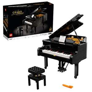 LEGO Ideas 21323 Grand Piano Model Building Set for Adults - £225.32 delivered (UK Mainland) @ Amazon Spain
