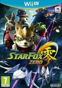 Starfox Zero (Nintendo Wii U) New and Sealed - £6.99 delivered @ bopster / eBay