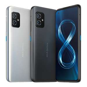 ASUS Zenfone 8 5G Dual SIM 8GB/128GB Smartphone With 5.0-inch Display Snapdragon 888 - £522 With Code @ Wonda Mobile