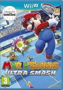 Mario Tennis Ultra Smash (Nintendo Wii U) New and Sealed - £7.69 @ Gametrade Ltd / eBay