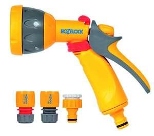 Hozelock Multi Spray Watering Gun Starter Set - £10 (+£4.49 Non Prime) Delivered @ Amazon
