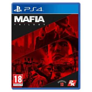Mafia Trilogy PS4 - £10 + free Click and Collect only @ Smyths Toys