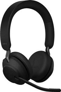 Jabra Evolve2 65 usb-c wireless Stereo gaming headset - preowned £61.95 delivered at CeX