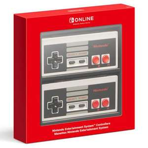 Nintendo Entertainment System Controllers for Nintendo Switch £24.99 @ My Nintendo Store