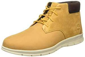 Timberland Men's Graydon Leather Chukka Boots size 7.5 - £40.31 at Amazon