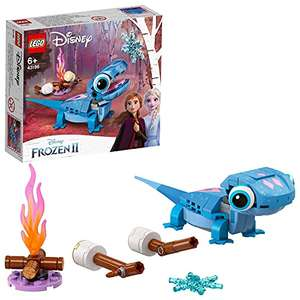 LEGO Disney Frozen 2 43186 Bruni the Salamander Buildable Character Set - £6 Prime (+£4.49 Non Prime) Amazon