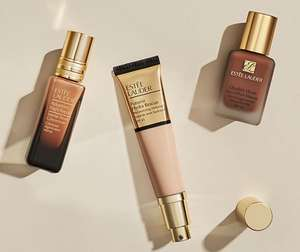 Purchase any foundation and get a free Full Size Estée Lauder ANR Serum 20ml worth £60 - From £35 @ Estee Lauder Shop