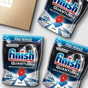 Finish Ultimate Dishwasher Tablets 3 x 100 pack - £29.99 Delivered (Using Code) @ Finish Shop