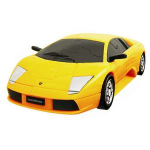 Happy Well 1:32 scale model 3D jigsaw puzzle cars (8 choices) for £7 delivered @ WeeklyDeals4Less