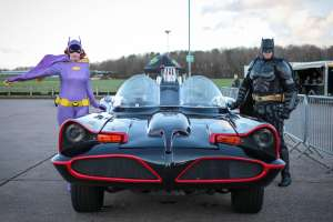 Superhero Driving Blast £18 (E-voucher, 14 locations across the UK) with code @ Virgin Experience Days