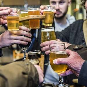 Wine or Beer Tasting for Two including Vineyard or Brewery Tour (15 Locations) £15 @ Buyagift