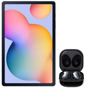 Buy A Selected Tablet Or Laptop And Receive A Pair Of Galaxy Buds Live Headphones / e.g S6 Lite £269.10 @ Samsung Via Work Perks