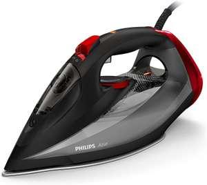 Philips Azur Steam Iron - 250 g Steam Boost - 2600 W - With SteamGlide Soleplate - 2.5 m Power Cord – GC4567/86 £44.99 @ Amazon